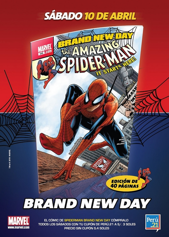 spiderman brand new day.JPG